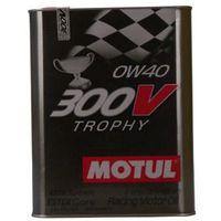 Motul 300V Trophy 0W-40 2 Litr Puszka