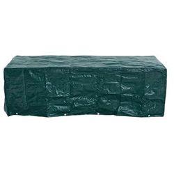 Blooma Pokrowiec na stół 190 x 110 x 60 cm zielony