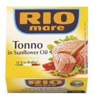Bolton Tuńczyk w oleju słonecznikowym rio mare 160 g