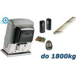 Zestaw CAME BK SPACE do 1800kg - 8mb listwy zębatej