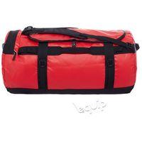 Torba podróżna  base camp duffel l ii - red/black wyprodukowany przez The north face