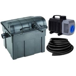 Zestaw filtracji przelewowej PRO ECO SKIM do 20000l
