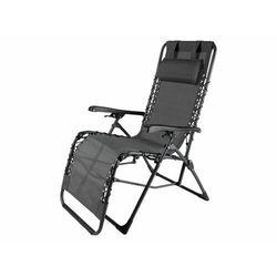 fotel ogrodowy regulowany bezstopniowo, marki Florabest®