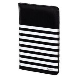 Etui  stripes 7-8 biało-czarny marki Hama