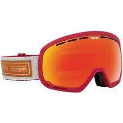 gogle snowboardowe SPY - Marshall Red/Bro (RED BRO) rozmiar: OS - produkt z kategorii- Kaski i gogle