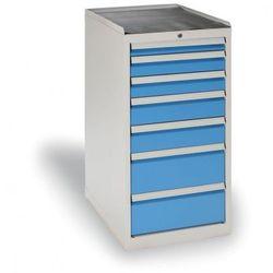 Szafa warsztatowa z szufladami, 7 szuflad marki B2b partner