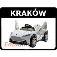 AUTO NA AKUMULATOR 2 X 30W OTWIERANE DRZWI JE108 SPORTOWY - NOWOCZESNY - MOCNY