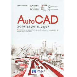 AutoCad 2016/LT2016/360+ - Wysyłka od 3,99 - porównuj ceny z wysyłką, książka z ISBN: 9788301182595