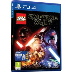 LEGO Star Wars The Force Awakens, gra na PS4