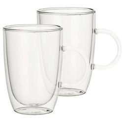 Villeroy & boch - artesano hot beve. new zestaw szklanek uniwersalnych z uchem
