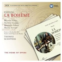 La Boheme - Thomas Schippers z kategorii Muzyka klasyczna - pozostałe