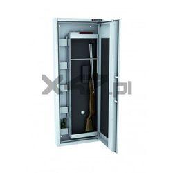 Szafa na broń długą MLB ścienna EL S1 Konsmetal - zamek elektroniczny, 33FA-4587C_20180802144222