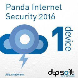 internet security 2016 multi device pl esd 1 urządzenie, marki Panda