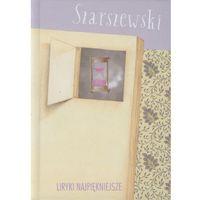 Liryki najpiękniejsze. Szarszewski (ISBN 9788389683625)