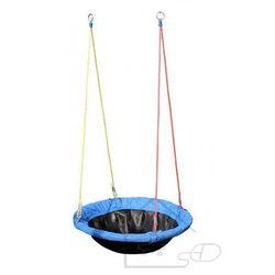 Huśtawka ogrodowa okrągła dla dzieci bocianie gniazdo marki 1