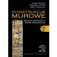 Konstrukcje murowe według Eurokodu 6 i norm związanych Tom 2 - Dostępne od: 2014-09-10 (9788301178611)