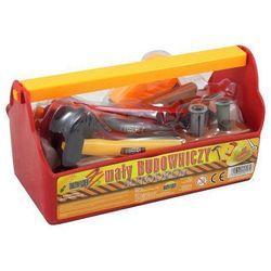 Dromader Mały budowniczy narzędzia walizka (5900360002919)