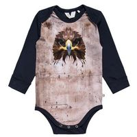 Müsli by GREEN COTTON SPICY EAGLE Body navy, 1582016100