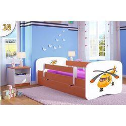 Łóżko dziecięce babydreams - helikopter - kolory negocjuj cenę marki Kocot-meble