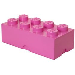 pojemnik na klocki 8 4004, fioletowy marki Lego®