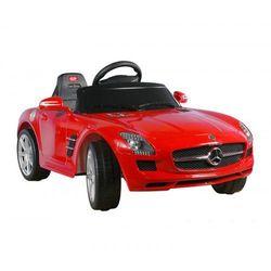 Samochód mercedes sls amg + pilot red wyprodukowany przez Arti