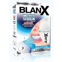 Coswell spa Blanx white shock past.d/zęb intens.whiten,pasta,+blanx led bite - - 30 ml