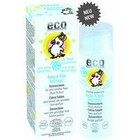 – krem na słońce faktor spf50 dla dzieci i niemowląt neutral 50ml marki Eco cosmetics