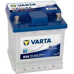 AKUMULATOR VARTA BLUE DYNAMIC 44Ah 420A B35 B36 PEUGEOT 106 107 206 307 405