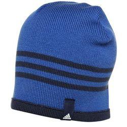 Czapka zimowa adidas tiro beanie bq1659 - niebieski, marki Adidas performance