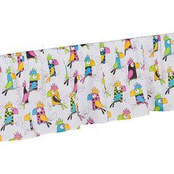falbanka do łóżeczka papugi marki Mamo-tato