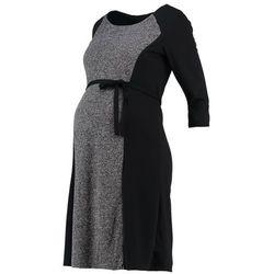 MAMALICIOUS MLMERLE Sukienka z dżerseju black (5713236988589)