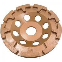 Dedra Tarcza do szlifowania  h1214 125 x 22.2 mm diamentowa t segment + darmowy transport! (5902628812148)