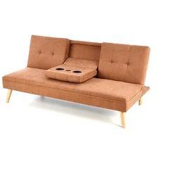 Sofa Bacon Rozkładana Beżowa USB