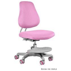 Fotel lily różowy marki Unique