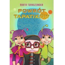 Powrót Tapatików (EPUB), książka w oprawie twardej