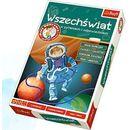 Trefl Gra 01341 mały odkrywca idzie do szkoły - wszechświat