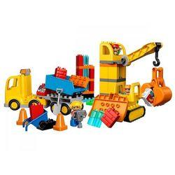 Duplo Wielka budowa 10813 marki Lego