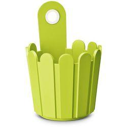 Doniczka 15 cm Landhaus zielona - sprawdź w wybranym sklepie