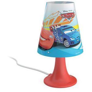 Philips 71795/32/16 - Lampa stołowa dla dzieci DISNEY CARS LED/2,3W/230V (8718696130360)