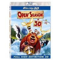 Film SONY Sezon na misia 3D Open Season