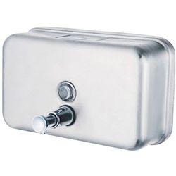 Dozownik mydła w płynie 1l poziomy TOP H