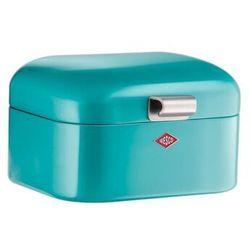 Wesco - pojemnik na pieczywo mini grandy - niebieski, 235001-54