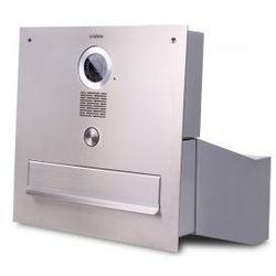 Skrzynka na listy Vidos S551-SK z wbudowanym wideodomofonem