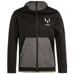 adidas Performance MESSI Kurtka sportowa black - produkt z kategorii- kurtki dla dzieci