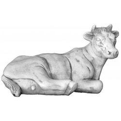 Figura ogrodowa betonowa krowa 26cm