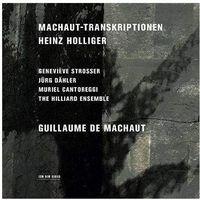 Machaut-Transkriptionen (0028947651215)