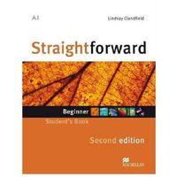 Straightforward Beginner, Second Edition, Student's Book (podręcznik)