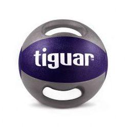 Piłka lekarska z uchwytami - 10kg - TIGUAR