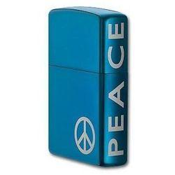 Zapalniczka Zippo Peace On The Side Sapphire, kup u jednego z partnerów
