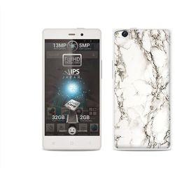 Fantastic case - allview x1 soul - etui na telefon fantastic case - biały marmur od producenta Etuo.pl
